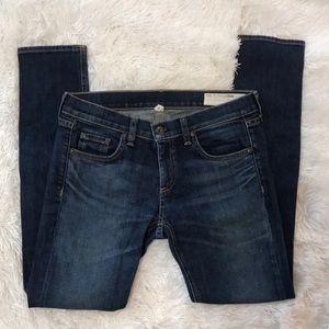 Rag and Bone DRE Jeans size 25
